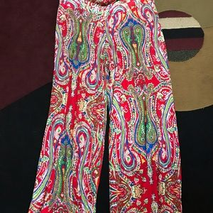 Ralph Lauren Pants Sz S  Multicolor Excellent cond